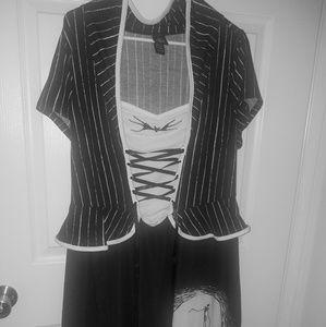 Torrid Jack Skellington Dress